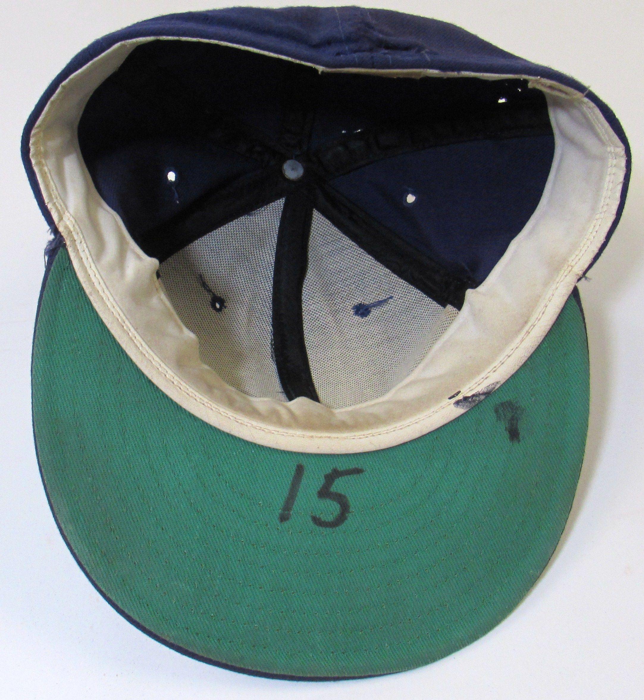 6ef3ec51999 Lot Detail - Darrell Porter Game Used KC Royals Hat Signed