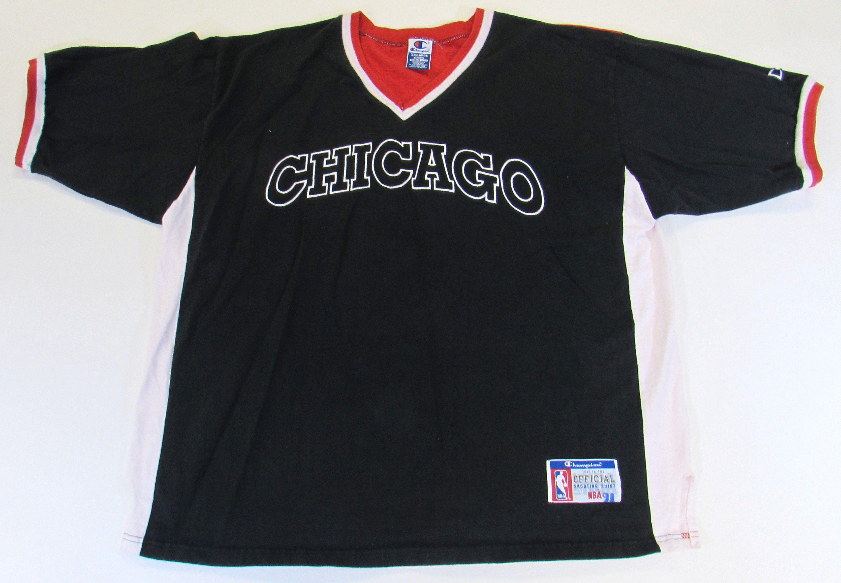 b284531fe92 Lot Detail - 1995-96 Dennis Rodman Game Used Chicago Bulls Shooting ...