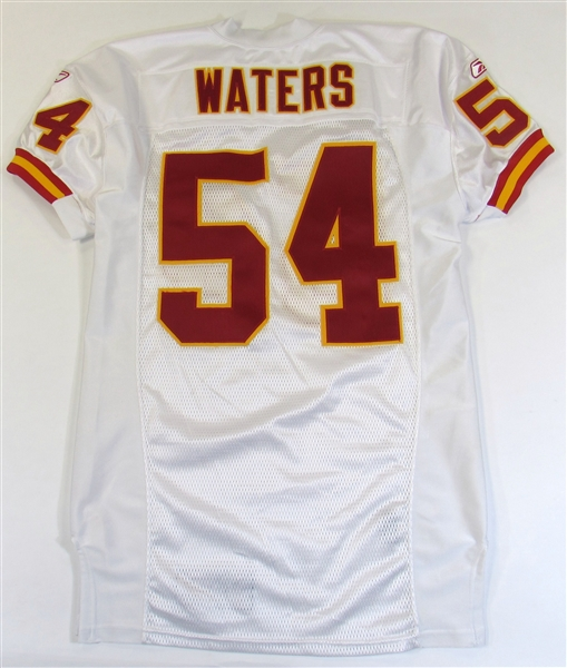 Brian Waters 2004 Game Used Jersey