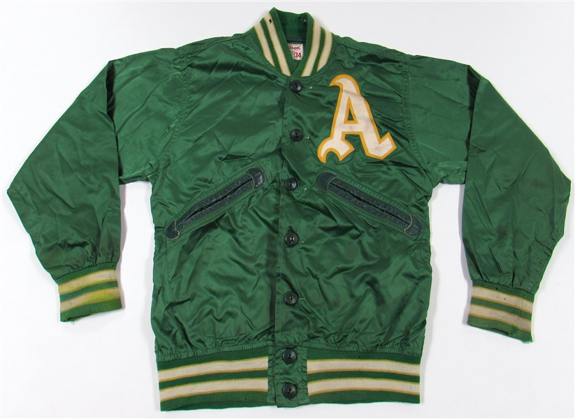 KC A's 1965 Pre-Game Miss America Jacket