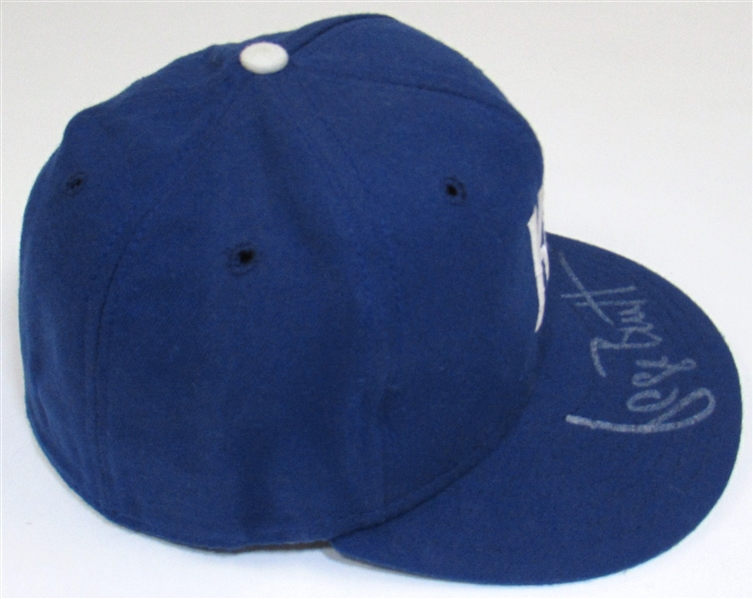 George Brett GU Signed Hat