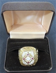 1993 Philadelphia Phillies N.L. Champions Ring (John Tudor)