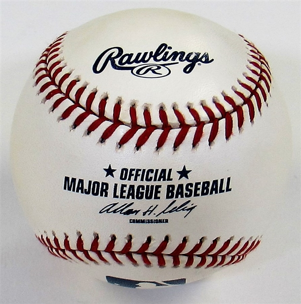Magglio Ordonez Signed Ball