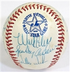 1982 Team Signed A.L. All-Star Ball