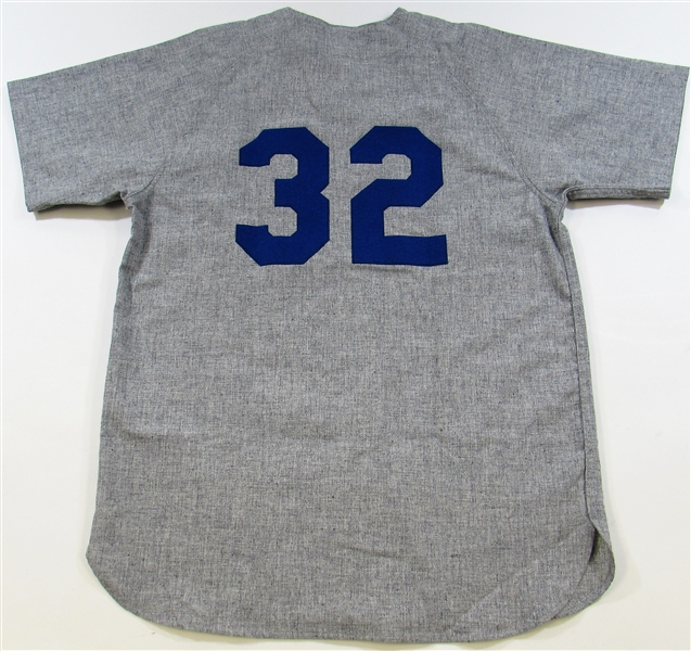 Sandy Koufax Cooperstown Jersey New W/ Tags