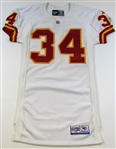 1998 Dale Carter Game Issued Jersey