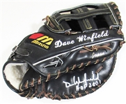1993 Dave Winfield Game Used Signed Glove