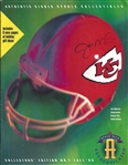 Joe Montana Signed UDA Magazine