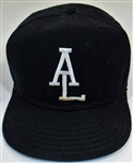 Ken Kaiser Game Worn Signed Umpire Cap