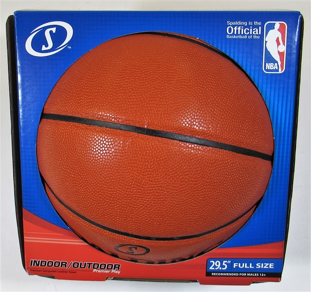Andrew Wiggins Signed NBA Basketball - Steiner
