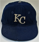 1969 Mike Hedlund Kansas City Royals Cap