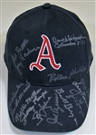 Kansas City As Signed Cap 14 Players - Jerry Lumpe