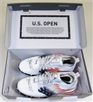 Gary Woodland Signed U.S. Open Shoes All Proceeds to Special Olympics