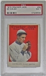 1915 Cracker Jack Ed Walsh PSA 7 #07238630