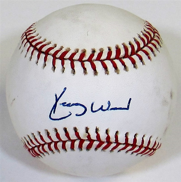 Kerry Wood Signed Baseball - JSA